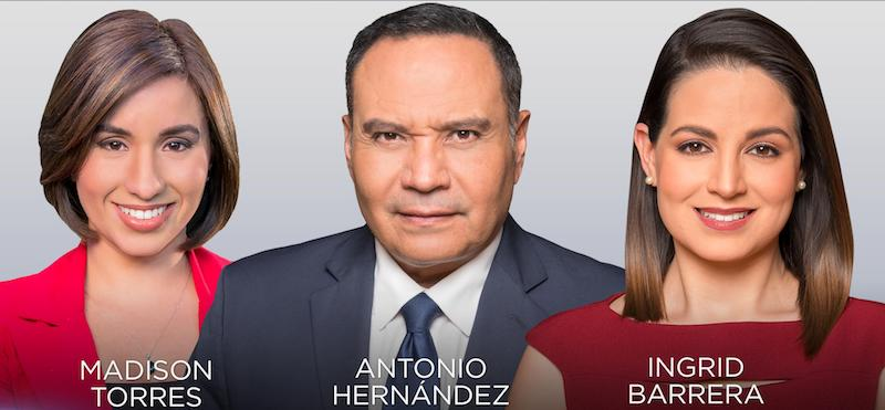 Antonio Hernandez - Ingrid Barrera - Madison Torre