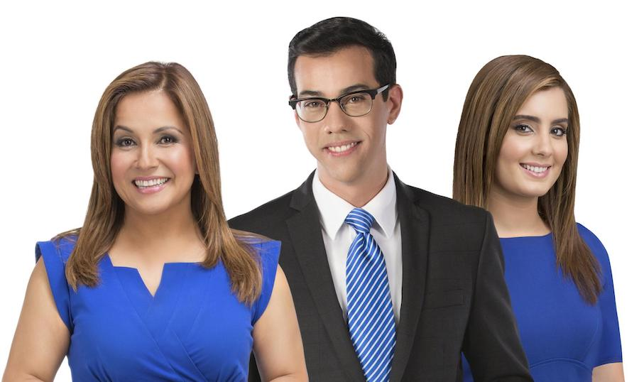 Telemundo network & local stations to launch livestreamed noon newscast; announce anchors