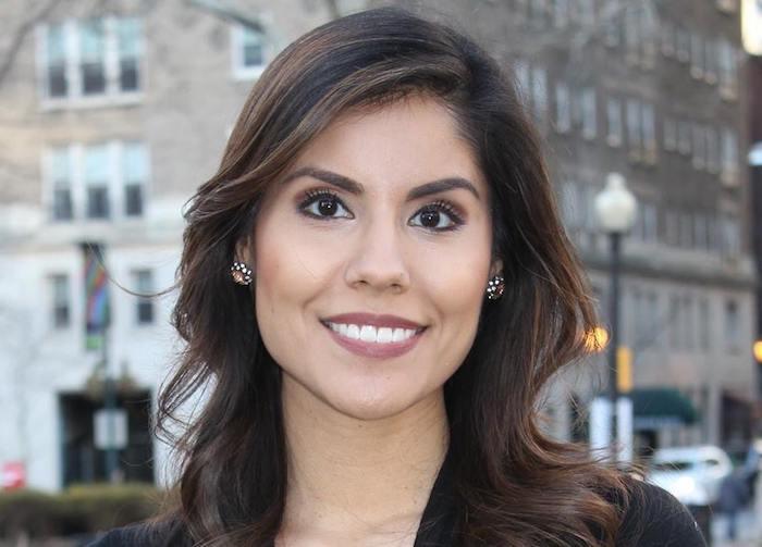 KRIV hires reporter Maria Salazar