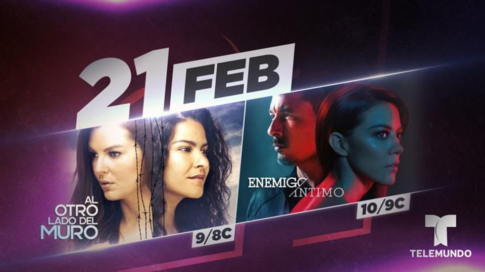 Telemundo's new series double premiere delivers big ratings