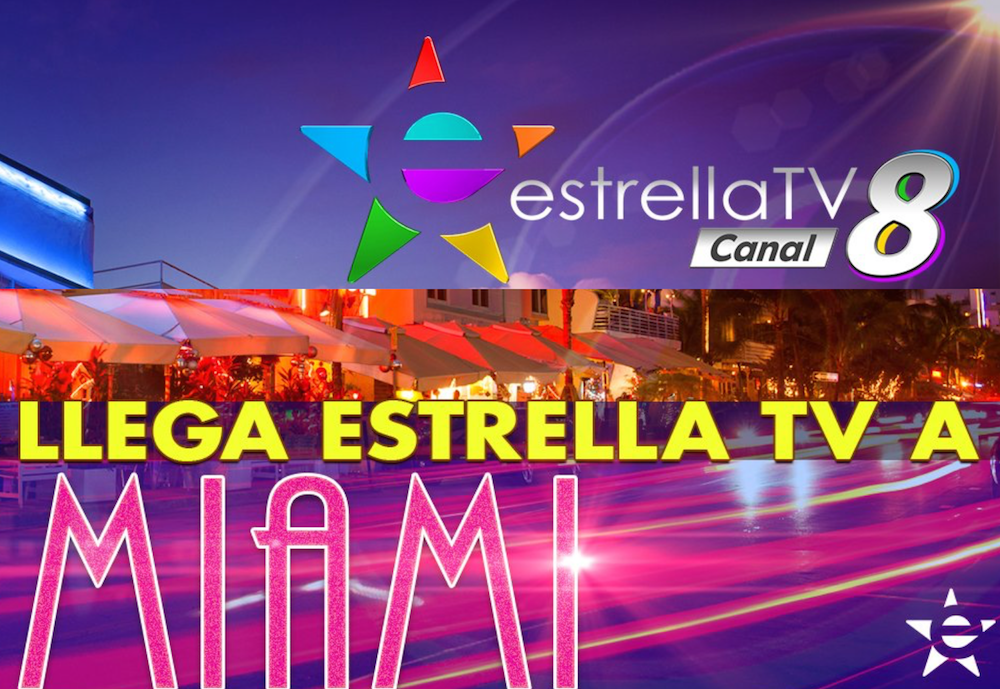 Estrella TV 8 launch