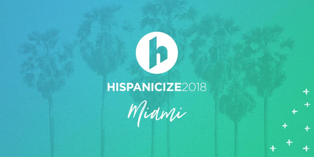 Hispanicize 2018