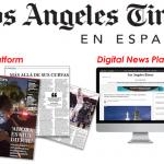 Los Angeles Times launches LAT en Español
