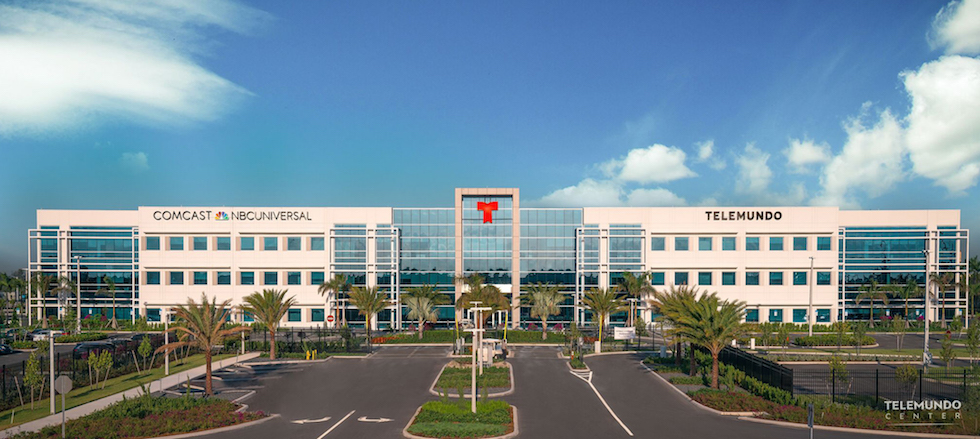 Telemundo Center Building