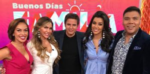 Buenos Dias Familia, Estrella TV