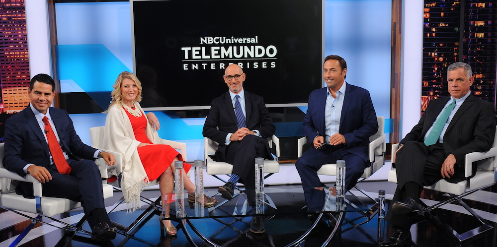 Telemundo and Univision preview programming slates ahead of NYC Upfronts