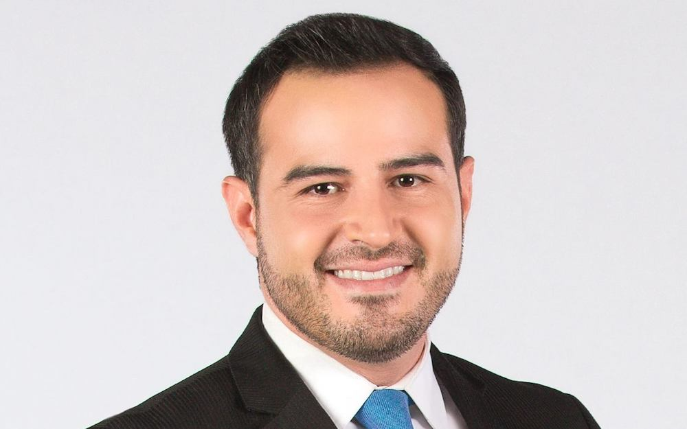 Bedoy moves to Telemundo Denver as news anchor