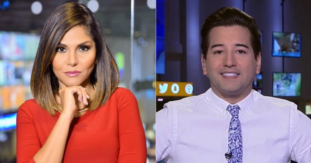 Univision dismisses Natalia Cruz and Javier Olivares