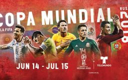 Telemundo partners with Google for 2018 World Cup