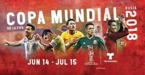 Telemundo Copa Mundial 2018