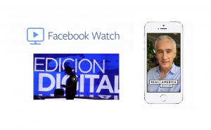 Univision Facebook watch