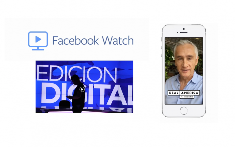 Univision Facebook watch