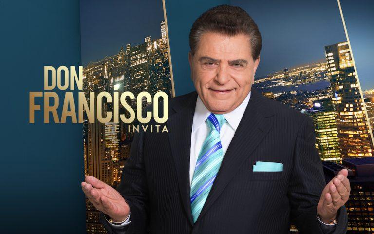 """Telemundo cancels """"Don Francisco Te Invita"""""""