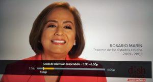 Rosario Marin - DISH