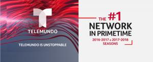 Telemundo Unstoppable Sept 2018