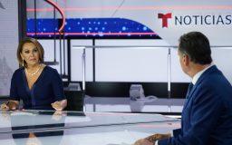 María Elena Salinas returns to Telemundo to join coverage of AMLO's inauguration