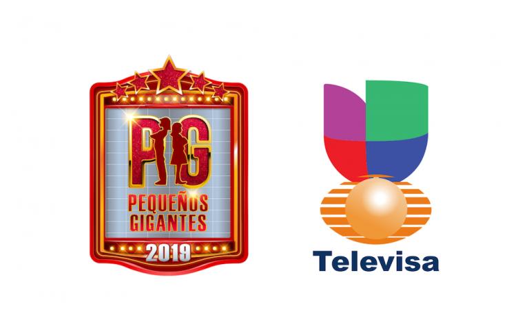 Pequenos Gigantes - Univision-Televisa