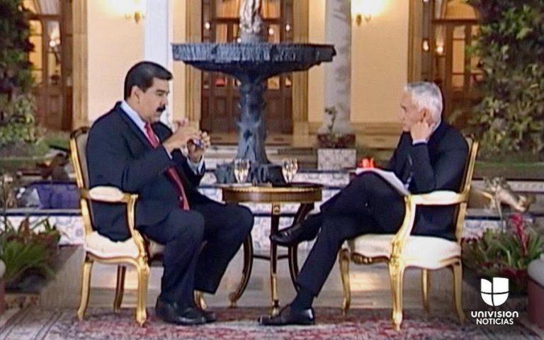 Ramos-Maduro interview