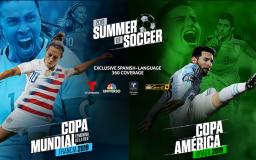 Telemundo World Cup - Copa America