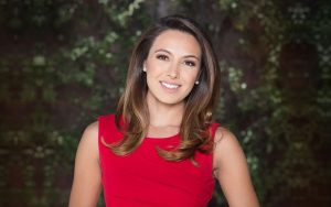 Catalina Villegas has been promoted to weekend evening anchor