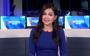 Cindy Bernal has joined the Telemundo Utah news team as solo anchor