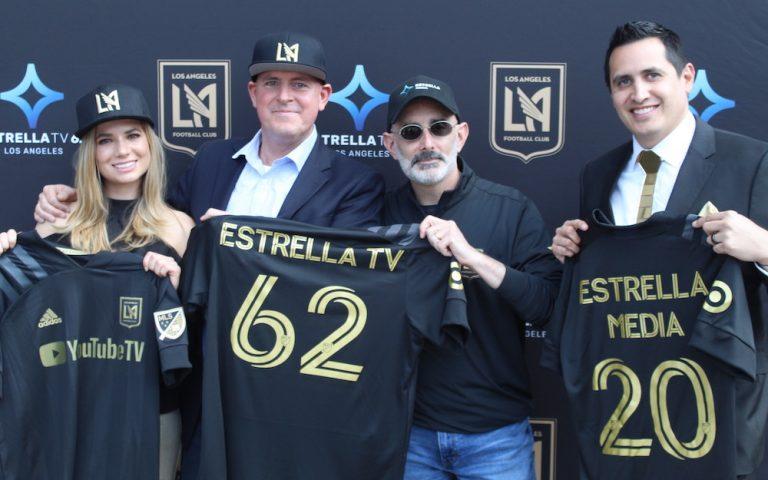 Estrella Media - LAFC