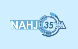 NAHJ logo 2020