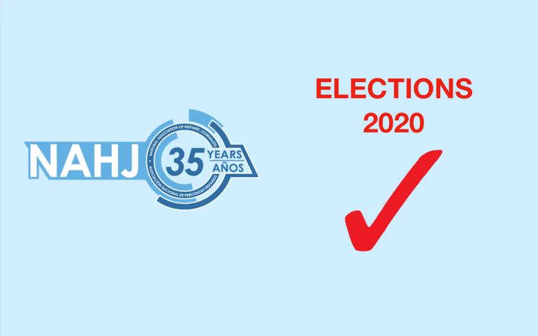 NAHJ Elections 2020
