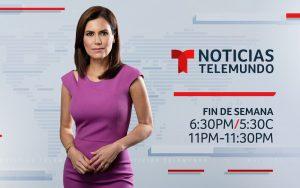 Vanessa Hauc Noticias Telemundo Fin de Semana