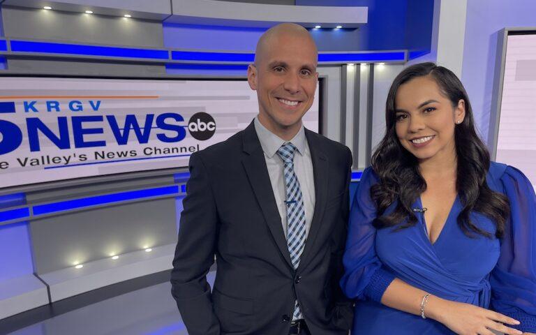 Trey Serna and Sandra Rodriguez