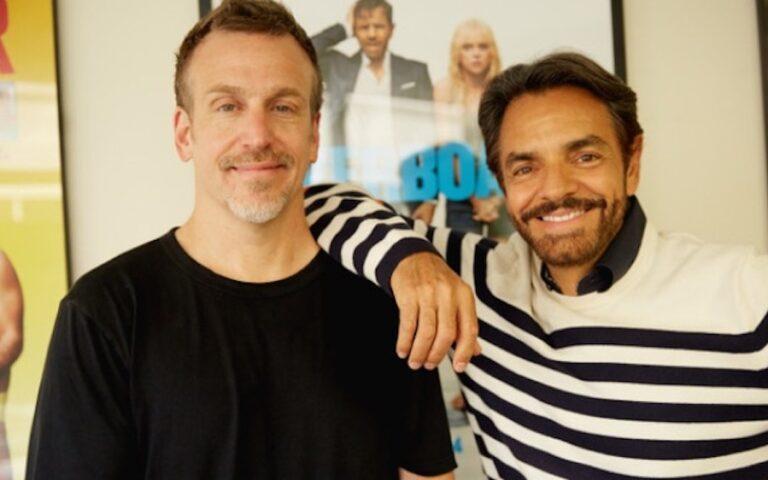 Ben Odell and Eugenio Derbez