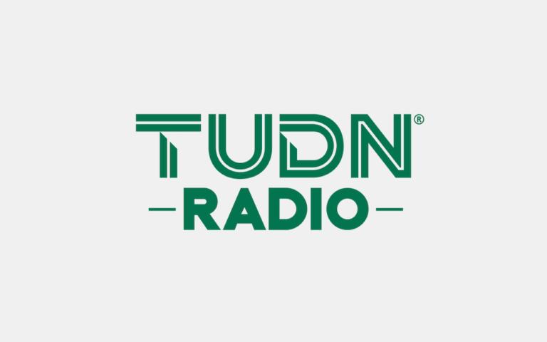TUDN Radio logo